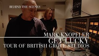 New clip on the official Mark Knopfler YouTube channel