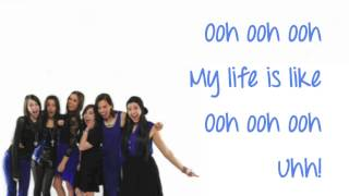 The Way We Live - Cimorelli (Lyric Video) HQ
