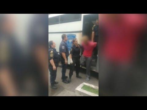Detienen a 5 jóvenes por la presunta violación de una niña de 14 años en Argentina