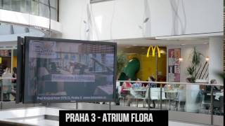 Obrazovka BONUSS-CZ - Atrium Flóra
