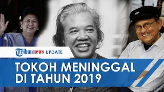Kaleidoskop 2019: Enam Tokoh yang Meninggal di Tahun 2019, Ani Yudhoyono hingga Ustaz Arifin Ilham