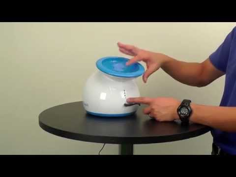 iFetch Too - Interactive Ball Launcher for Dogs Video