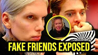 SHANE AND JEFFREE EXPOSE MORGAN'S FAKE FRIENDS!