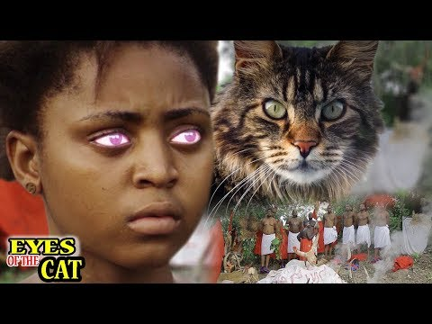 Eyes Of The Cat 3&4 - Regina Daniel 2018 Latest Nigerian Nollywood Movie New Released Movie Full Hd