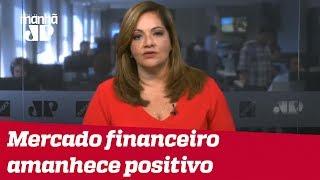 Denise: Mercado amanhece positivo, mas aguarda desdobramentos do Oriente Médio