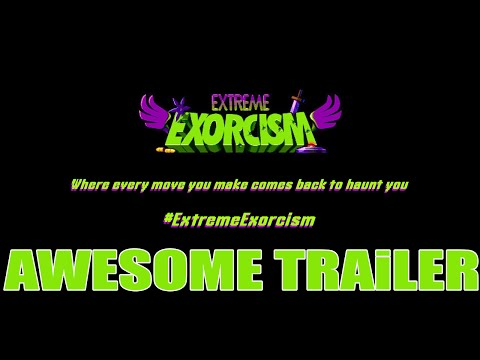 WiiU / EXTREME EXORCiSM / First AWESOME Trailer thumbnail