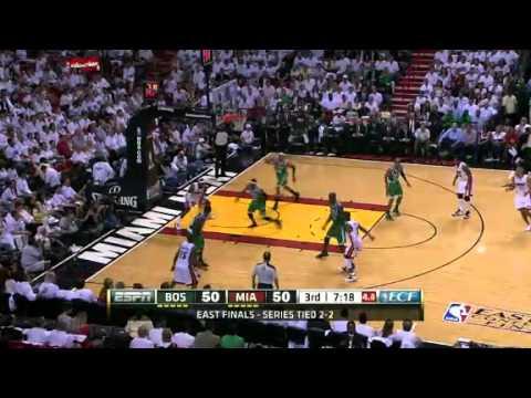Celtics Heating Up Over Miami