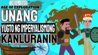 Grade 8 AP | Unang Yugto ng Imperyalismo | Ser Ian's Class