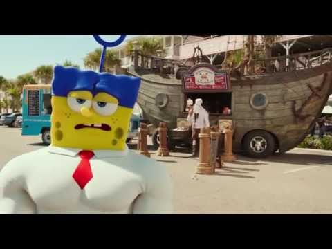 The SpongeBob Movie: Sponge Out of Water Commercial (2014) (Television Commercial)