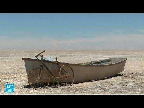 العرب اليوم - اختفاء ثاني أكبر بحيرة في بوليفيا بسبب موجة جفاف كبيرة