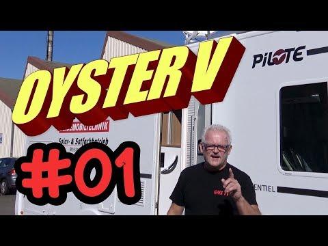 GNS TV macht schlau: Alles über die Oyster V – Teil 1