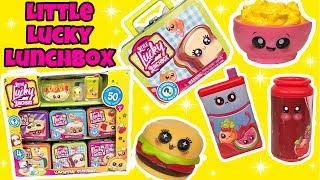 What's inside Little Lucky LunchBox?!!!