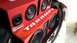 Hungria hip Hop - Beijo Com Trap / Dan Lellis - Deixa eu tentar TOCANDO SOM NO PÁLIO 2 Pioneer