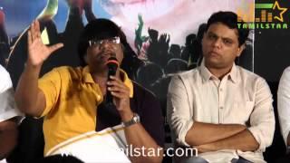 Kathai Thiraikathai Vasanam Iyakkam Success Meet Part 3