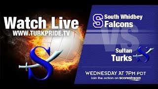 Lady Turk Volleyball - Sultan vs. South Whidbey