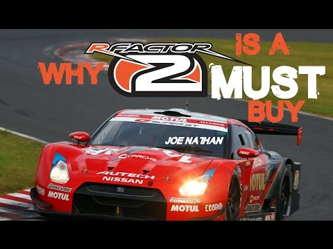 buy this entire game + all dlcs or buy rfactor 2? :: Assetto