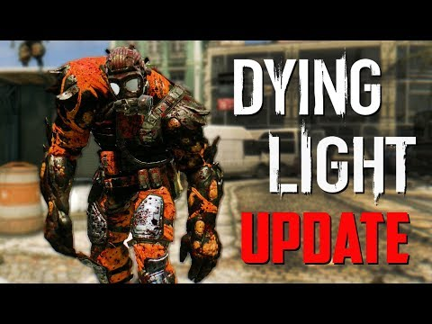 Dying Light New Update - A New Mutation For Demolisher   NEW DLC AND OUTFITS ARE OUT   2019