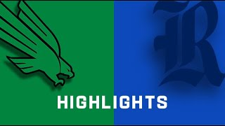 North Texas vs. Rice | Conference USA Football