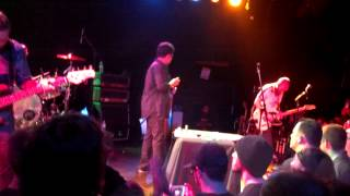 Dredg - Hung Over on a Tuesday Live