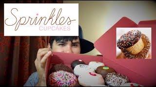 ME EATING SPRINKLES CUPCAKES MUKBANG - Video Youtube