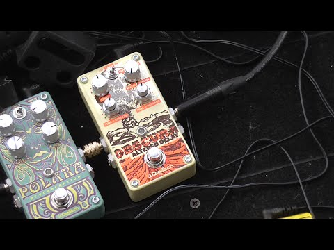 Digitech Obscura Altered Delay Pedal at Musikmesse 2015
