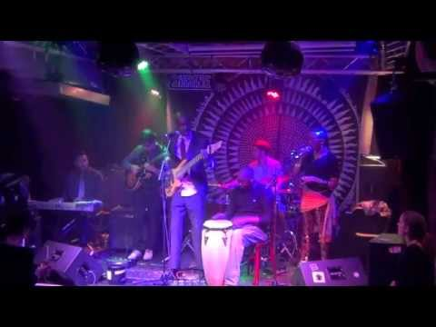 Miriam Chemmoss and Tinton Groove Band in NYC