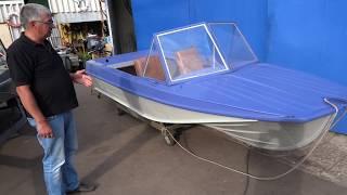 Продажа лодки с булями казанка