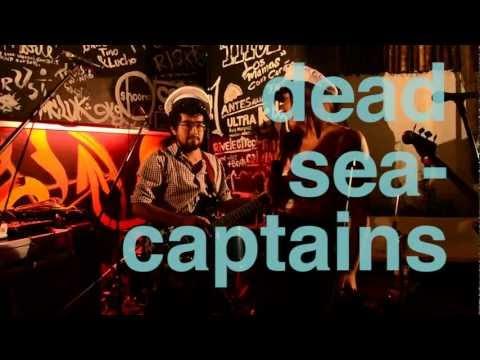 Dead Sea-Captains - Runnin' (en vivo en el Vault)