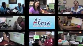 Alora Home Health video