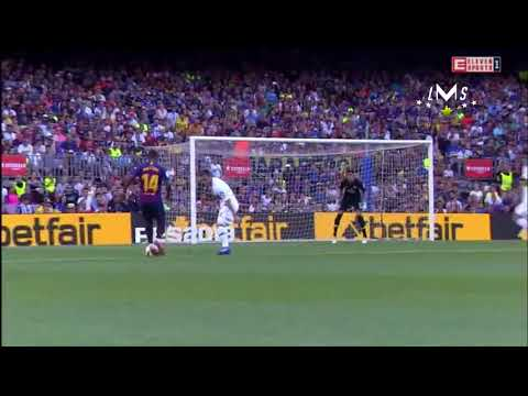 Barcelona Vs Boca Juniors  |  Malcom Goal 1-0 15/08/2O18 HD  |