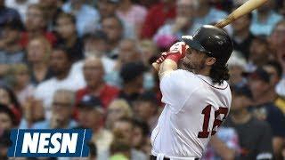 Red Sox Lineup: Benintendi On Career-High Hitting Streak