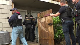 Multi-agency operation nets 500+ Houston arrests related to gang activity