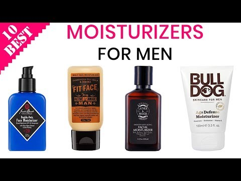 10 Best Face Creams and Moisturizers for Men in 2020