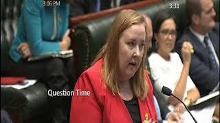 QUESTION TIME - GST Policy on Sanitary Products