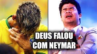 Deus Fala Com Neymar Através Do Louvor De Samuel Mariano Após O Jogo
