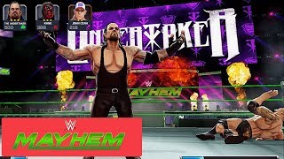 WWE MAYHEM - UNDERTAKER / KANE / JOHN CENA - GAMEPLAY