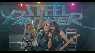 STEEL PANTHER - Let's get high tonight
