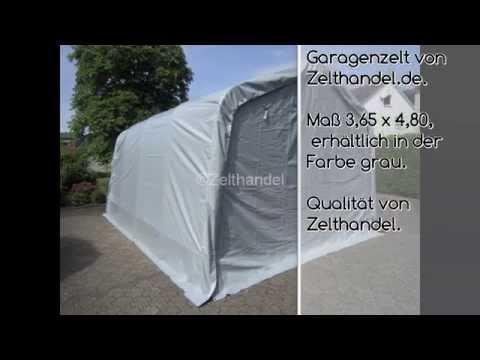 Partyzelte von Zelthandel.de: Garagenzelt von Zelthandel.de