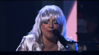Lady Gaga - Sting If I Ever Lose My Faith In You at Kennedy Center Honors 2014