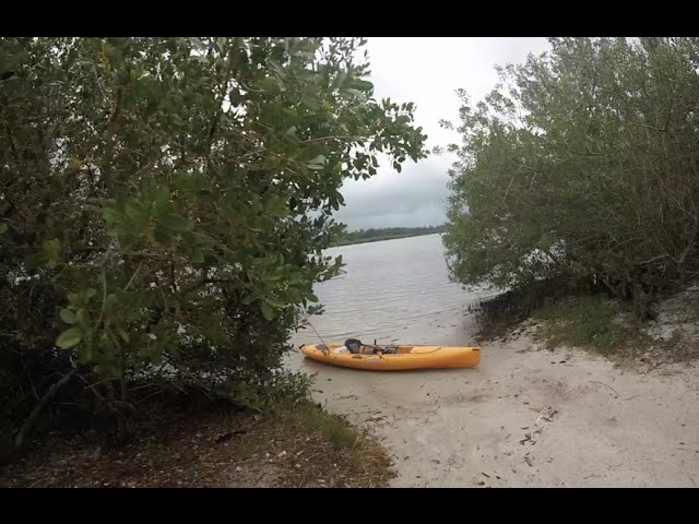 Kayak Fishing Indian River Florida - Fishing Road Trip Chronicles 4