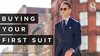 Why Your First Suit Should Be A Navy Suit