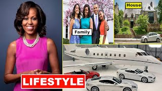 First Lady Michelle Obama's Lifestyle 2020 ★ Boyfriend, Family, Net worth & Biography