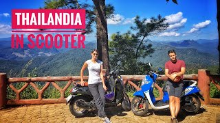 (ITA) Thailandia in scooter