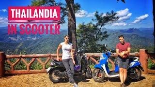 (ITA) Thailandia in scooter