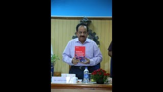 Dr Harsh Vardhan on `Bridging the Communication Gap in Science and Technology: Lessons from India'