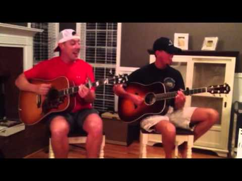 It goes like this Thomas Rhett cover by Rocky DeVotie and M