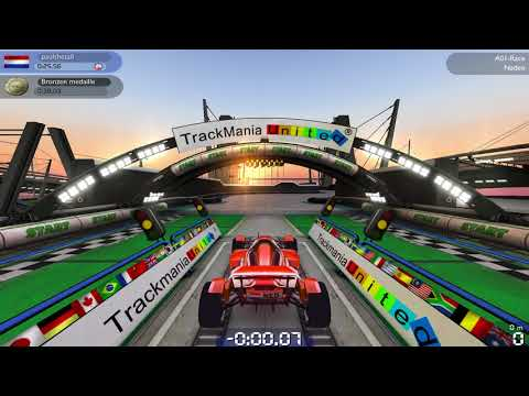 Trackmania nation forever tracks by cl3m download
