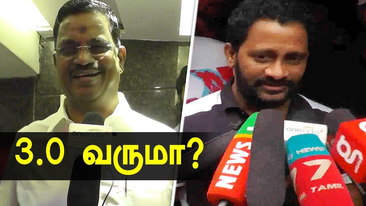 2.0-வை நான் எடுக்கவில்லை என்று வருத்தமாக உள்ளது- எஸ்.தாணு | 2.0 | Filmibeat Tamil