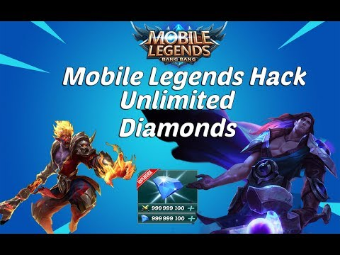 🥇 Mobile Legends Hack 2019 - Mobile Legends Cheats Free