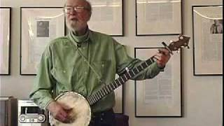 """Pete Seeger sings """"English Is Crazy"""""""